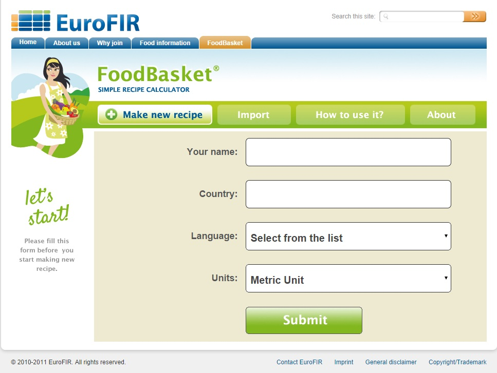 FoodBasket_mainscreen